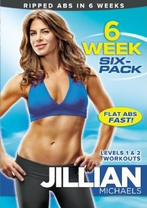 6 Week Six Pack od Jillian Michaels