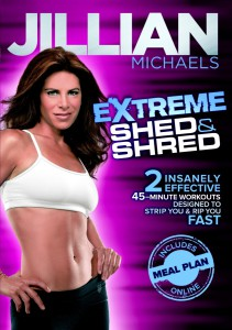 Extreme Shed and Shred - Jillian Michaels