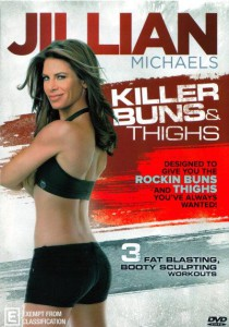 Jillian Michaels - Killer buns and thighs