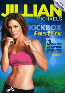 Kickbox Fastfix od Jillian Michaels