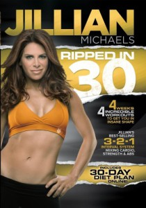 Ripped in 30 - Jillian Michaels