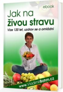Jak na živou stravu - Vladimír Böhm
