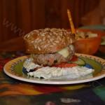 Mrkvové burgery