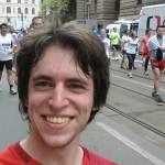 Sportisimo 1/2Maraton Praha 2014 - v cíli