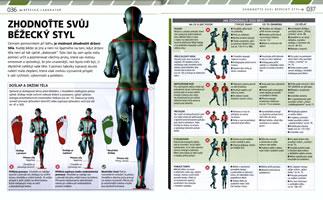 Běh a maraton - úplný průvodce - běžecký styl